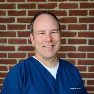 Dr. Harr Headshot
